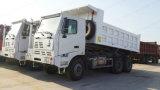 Sinotruk HOWO automática 30ton Pequeño servicio liviano Mini Carga de vuelco Volquete Camión volquete del camión volquete de Mineral