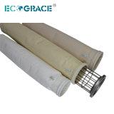 폐기물 처리 플랜트 공기 정화 장치 시스템 먼지 여과 백 PTFE 필터