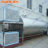 Tanque refrigerando refrigerando do potenciômetro do leite (misturador)