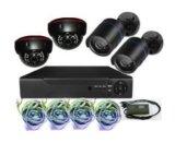 4chs IP het Veiligheidssysteem van de Uitrustingen NVR van de Camera 4.0MP
