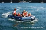 Liya 2.0m-6.5mの小さく膨脹可能なボートの膨脹可能なスポーツのボートの膨脹可能なボート
