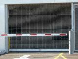 Obbligazione di alluminio del portello della griglia dell'otturatore del rullo con potenziale per le stecche di ventilazione e di visione