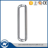 Quadratischer Glastür-Griff des China-HandelsEdelstahl-304