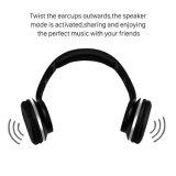 Bidirektionaler Bluetooth Kopfhörer u. Lautsprecher