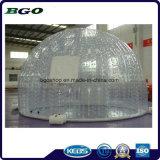 Aufblasbares Luftblasen-Zelt, im Freien kampierendes Luftblasen-Zelt