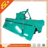 L'Espagnol de la transmission intermédiaire/ Rotavator de hauteur de chaume pour 25-30 HP tracteur