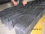 HDPE Geocell mit strukturierter Oberfläche für Straßen und Bahnen