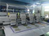Machine automatique de broderie de 4 têtes automatisée pour le T-shirt et le football Jersey de broderie