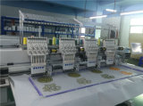 La máquina comercial del bordado automatizó la pista 4 para la camiseta y el bordado de Jersey del balompié
