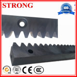Module 1 à 10 de l'acier de précision professionnels de l'engrenage à crémaillère et pignon