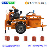 M7mi Bloco de argila máquina de moldagem de tijolos de intertravamento da Máquina
