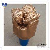 """12 1/2"""" TCI 517 Carbide Inserir Dente do cilindro de três bits/poços de petróleo Tricone Bit para venda"""