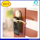 Angepasst Belüftung-Karten-Hotel-Tür-Aufhängung nicht stören