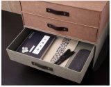 Коробка хранения упаковки подарка ткани упаковывая домашняя