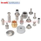 Разъемы трубы CNC алюминиевого сплава подвергая механической обработке