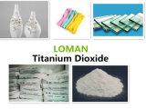 Preço de fábrica e rutilo de alta qualidade de dióxido de titânio