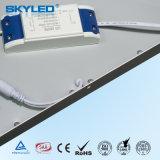 Style chaud Bureau commercial de la lumière avec panneau à LED 600x600x35mm ont surgi de l'installation