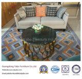 Mobília à moda feita sob encomenda do hotel para a cadeira da sala de visitas (E-C)