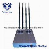4 сотовый телефон наивысшей мощности 3G антенны 20W & Jammer WiFi с наружным отделяемым электропитанием