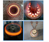 シャフトギアの管の表面に堅くなることのためのIGBTの誘導加熱のヒーター
