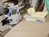 Super heißer Verkaufs-Speicher-doppelte Schichtcountertop-kleine metallische Vorstand-Regal-Schuh-Bildschirmanzeige-Zahnstange