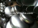 ASTM A 403 Wp 304 &316L ANSI B16.9 Soldadura la tapa del tubo