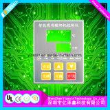 Kundenspezifisches Pet/PC Membranen-Aufkleber-Membranen-Panel