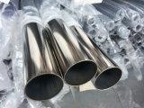 SUS 304, 304L, 316, tubo del pasamano del acero inoxidable 316L 202
