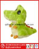 China Wholesale de peluche juguete Cocodrilo verde suave