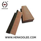 Abrasivi giallo cuoio del granito di Fickert per la molatura della lastra