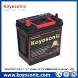 3-летняя батарея автомобиля батареи автомобиля 100ah гарантированности 12V гибридная для батарей автомобиля сбывания 12V