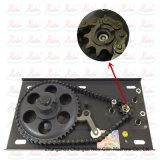 Rebote y motor lateral del motor 300kg del obturador del rodillo de la alarma de ladrón