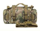 Saco militar do malote da cintura do ombro da caça do exército de Tan Molle