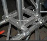 Como conetar a única braçadeira do fardo de alumínio