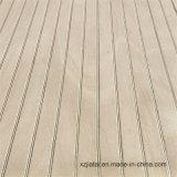 Grau de mobiliário de madeira contraplacada comercial ranhuradas, 1220*2440mm compensado de madeira de pinho