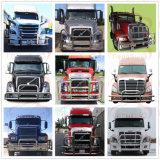 Wacht Volvo Vnl van het Traliewerk van de Herten van de Vrachtwagen van Amerika de Op zwaar werk berekende