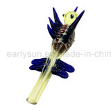 Uccello di colore Mixed del tubo di vetro della mano dell'uccello di ronzio di paradiso (ES-HP-143)