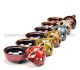 Nuevo producto OEM artesanales decorativos de cerámica de porcelana de quemador de incienso