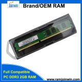 RAM изготовления DDR3 обломоков 1333MHz 2GB оригинала Ett