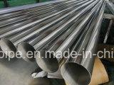 ASTM A312 TP304 Tubos soldados de aço inoxidável