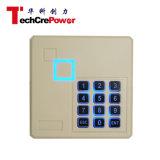Lecteur de cartes de lecteur de cartes magnétiques de proximité d'IDENTIFICATION RF de contrôle d'accès de clavier