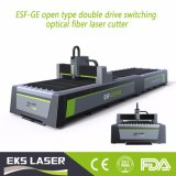 Esk 1000W Faser-Laser Graving und Ausschnitt-Maschinen mit Laser-Energie