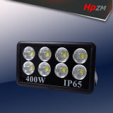 Alta potencia exterior impermeable IP66 Proyector LED 400W