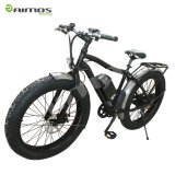 Tde-01 bici gorda de la velocidad rápida E del control de Curise de 26 pulgadas