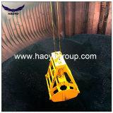 Грейферный ковш дистанционного управления веревочки Haoyo 25t беспроволочный одиночный