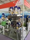 Mezclador gravimétrico de la máquina para la mezcla de material plástico