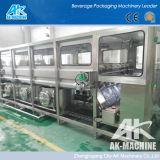 Automatic buen precio de 20 litros de 5 galones de agua potable Mineral puro aséptico en frío de la máquina de llenado de botella