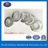 Plaqué zinc 65MN25-511 Dent côté unique de l'enf la rondelle de blocage/rondelle à ressort/la rondelle plate