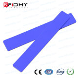 UHF洗濯の店のための印刷できるRFIDのシリコーンの洗濯の札