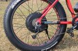 2018 جديدة [48ف] [1000و] [1500و] إطار العجلة سمين درّاجة كهربائيّة مع تعليق شوكة